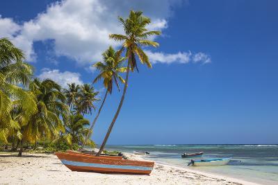 Dominican Republic, Punta Cana, Parque Nacional Del Este, Saona Island, Mano Juan-Jane Sweeney-Photographic Print