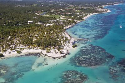 Dominican Republic, Punta Cana, View of Cap Cana, Juanillo-Jane Sweeney-Photographic Print