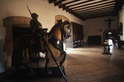 Dominican Republic, Santo Domingo, Alcazar De Colon, Interior--Giclee Print