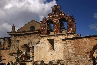 Dominican Republic, Santo Domingo, Cathedral of Santa Mar?a La Menor--Giclee Print