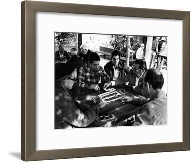 Domino Players in Little Havana, C.1985