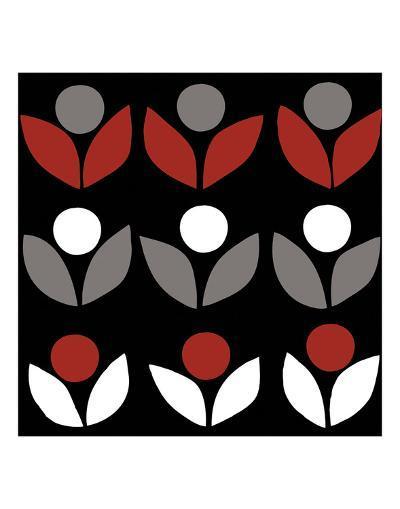 Domino-Denise Duplock-Art Print