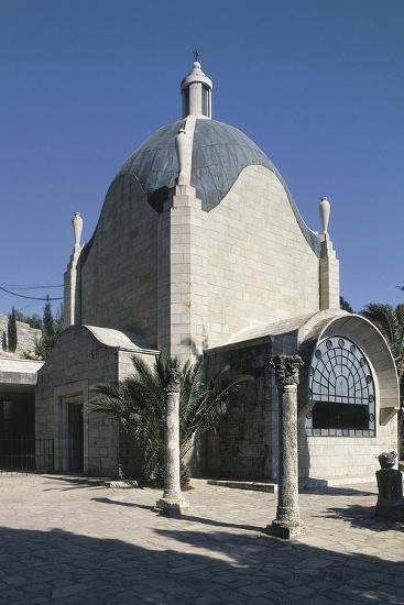 Dominus Flevit Church--Giclee Print