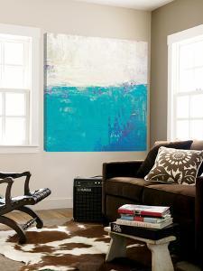 Aqua White by Don Bishop