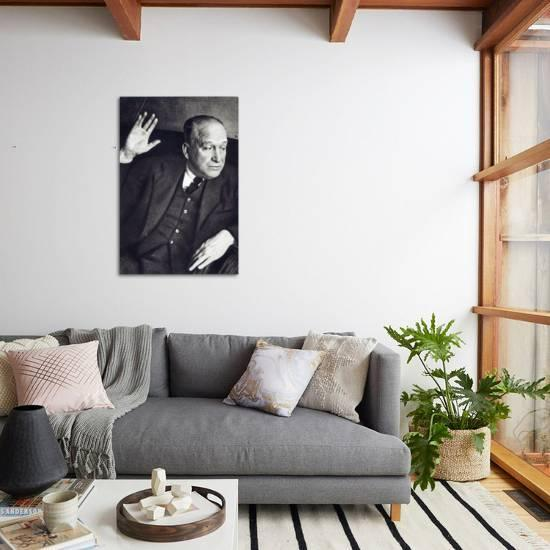Excellent Don Francisco Largo Caballero Prime Minister Of The Spanish Republic 1936 39 Photographic Print By Art Com Pdpeps Interior Chair Design Pdpepsorg