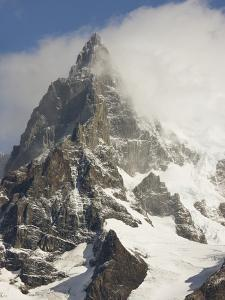 Bariloche Peak on the Western Edge of Paine Grande by Don Grall