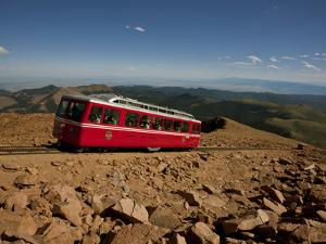 Pikes Peak, Colorado, USA by Don Grall