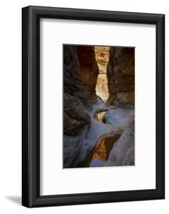 USA, Arizona, Grand Canyon National Park. Canyon Reflections by Don Grall