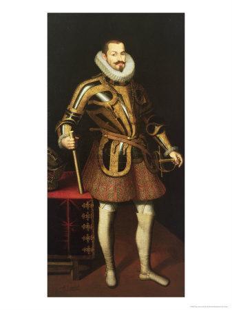 Portrait of the Duke of Lerma