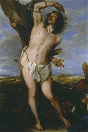 Saint Sebastian, 1656