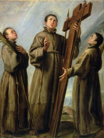 The Franciscan Martyrs in Japan