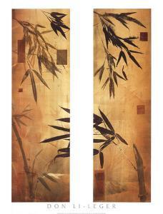 Bamboo Impressions II by Don Li-Leger