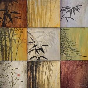 Bamboo Nine Patch II by Don Li-Leger