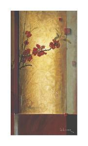 Blossom Tapestry II by Don Li-Leger