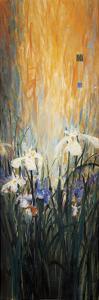 Golden Winged Garden I by Don Li-Leger