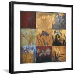 Iris Nine Patch II by Don Li-Leger