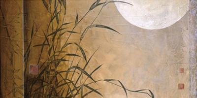Lakeside Moonrise by Don Li-Leger
