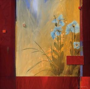 Le' Decouverte Du Jardin by Don Li-Leger