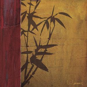 Modern Bamboo I by Don Li-Leger