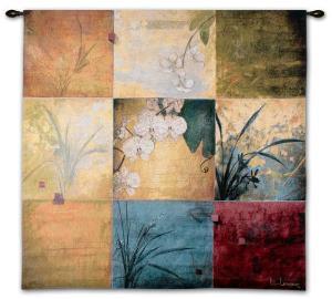 Orchid Nine Patch by Don Li-Leger