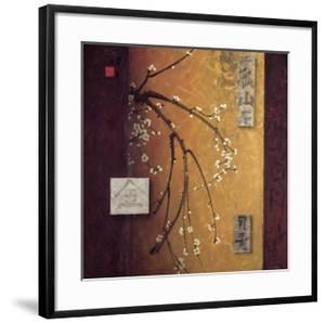 Oriental Blossoms II by Don Li-Leger