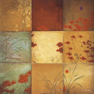Poppy Nine Patch by Don Li-Leger
