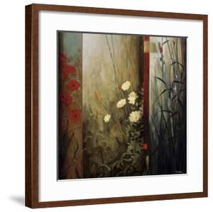 Rainforest Poppies by Don Li-Leger