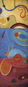 String Theory III by Don Li-Leger