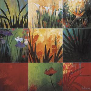 Tropical Nine Patch by Don Li-Leger