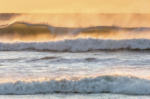 Ocean Surf 2 by Don Paulson