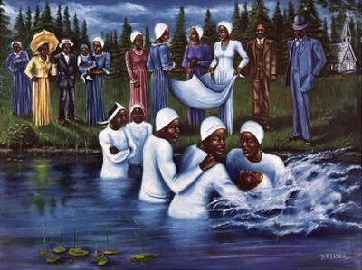 The Baptism by Don Reasor