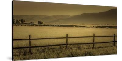 Schwartz - Yampa Valley Morning by Don Schwartz