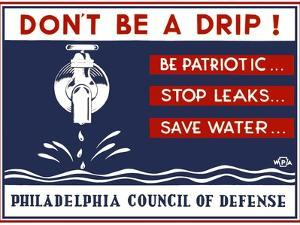 Don't be a Drip!