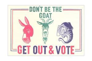 Don't Be the Goat, Vote