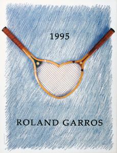 Roland Garros, 1995 by Donald Lipski