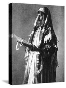 Yemeni Orthodox Jew, 1914 by Donald Mcleish