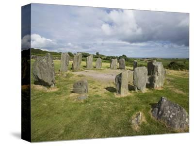 Drombeg Stone Circle, a Recumbent Stone Circle Locally Known As the Druid's Altar, Rep. of Ireland