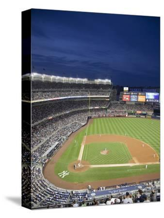 New Yankee Stadium, Located in the Bronx, New York, United States of America, North America