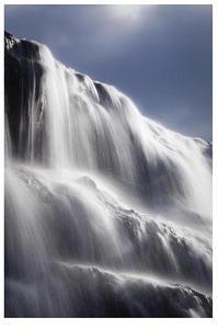 Dawson Falls I by Donald Paulson