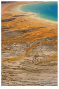 Grand Prismatic Spring II by Donald Paulson