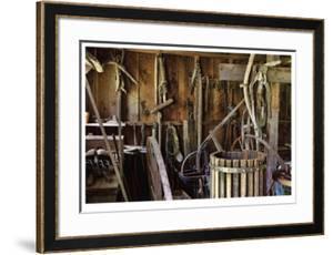 Historic Farm Tools by Donald Paulson