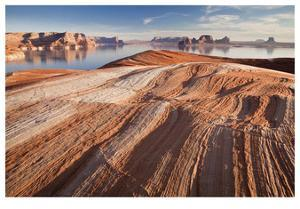 Lake Powell Layers of Time II by Donald Paulson