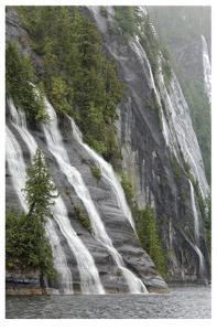 Misty Fiords by Donald Paulson