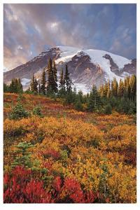 Paradise in Fall by Donald Paulson