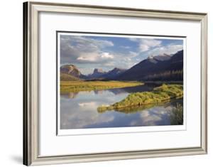 Squaretop Mountain II by Donald Paulson