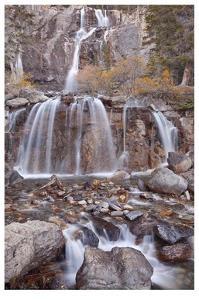 Tangle Falls I by Donald Paulson