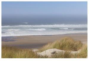 Umpqua Dunes by Donald Paulson