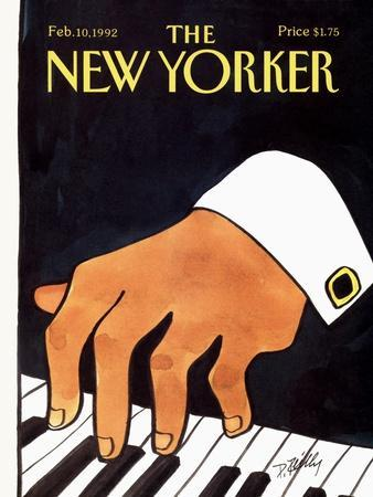 The New Yorker Cover - February 10, 1992