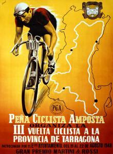 Pena Ciclista by Donat Gouri