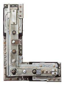 Industrial Metal Alphabet Letter L by donatas1205